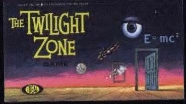 Twilight Zone game, once owned by the webmaster