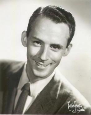 Harry Volkman in 1959, courtesy of Rick Rann